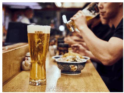 Japanische Bar in Hamburg