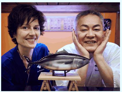 Petra Garling, Hideaki Morita